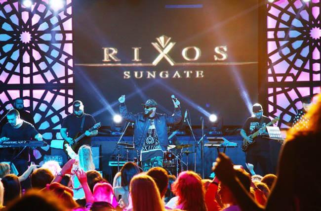 RIXOS BEST!